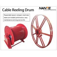 Crane Components Cable Reeling Drum Flat Electrical Cable 380v/440v Voltage