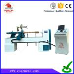 CE quality cnc woodworking lathe machinery with cosen cnc operating software factory hot sale