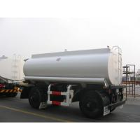 China 6182GYY-Draw Bar Monoblock Tanker with 2 axles on sale