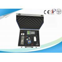 Hand Held High Precision Flow Meter Ultrasonic High Temperature For Water