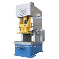 100 Ton Pneumatic Power Press Equipment Punching Sheet Metal