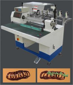 China Automatic coil winding machine for micro air conditioner motor CNC machine on sale