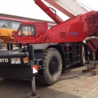 KR500 used  truck crane