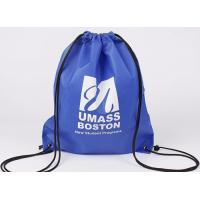 Cute Promotional Gift Bags , Promotional Drawstring Backpacks W38*H48 cm