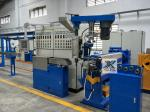 Power Cable Making Machine , PVC Cable Extruder Machine For 2 Worker