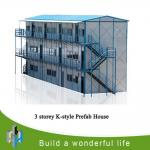 light steel frame villa , prefabcada casa,log cabins prefab house, Prefabricated House