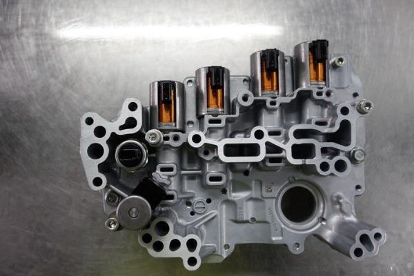 Remanufactured Auto Transmission Valve Body RE0F11A / JF015E for
