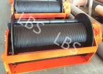 Type hydraulique 500kgs - 6000kgs d'ancre de treuil de grue de bateau marin