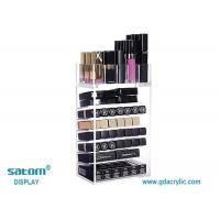 China 12 Years Gold Supplier Profesional Display Solution For Acrylic Lipstick Organizers on sale