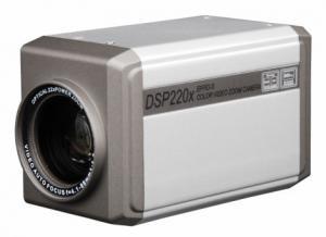 EFFIO-S Optical 22X / Digital 12X Zoom CCTV Camera High