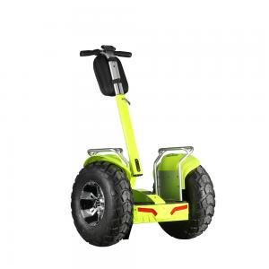 China Self Balancing Electric Off Road Scooter , Electric Golf Scooter Max Range 70km With Golf Kits on sale