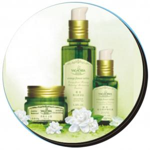 China Midsummer Jasmine Fresh Blemish Skin Care , Moisturizing #STSC-117-123 on sale