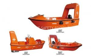 China Fast Rescue Boat marine life boat fast rescue boats on sale