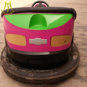 China Hansel large bumper car with battery adult electric go carts for shopping mall on sale