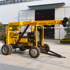 China XYX-3 Hydraulic Rotary Diamond Core Drilling Rig Water Well Drilling Machine On Sale on sale