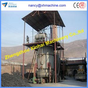 China Best technology coal gasifier on sale