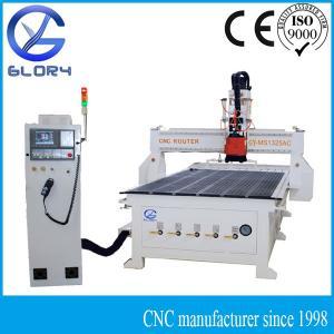 China Máquina auto linear de la carpintería del CNC del cambio de la herramienta on sale