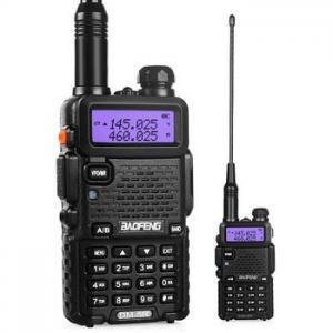 China NEW model@Baofeng DM-5R Dual Band VHF/UHF DMR Digital Radio Walkie Talkie on sale