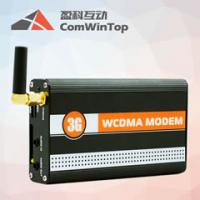 China CWT2010 Industrial RS232 /USB/GPS 3g sim5218 modem on sale