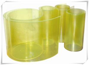 Quality Desgaste - hoja de goma Anti-Acuciante resistente del poliuretano de la PU for sale