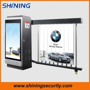 China traffic barrier gate with3.7 meters boom barrier on sale