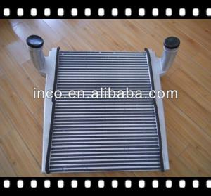China DONGFENG TRUCK SPARE PARTS,INTERCOOLER,1119010-TY100,Dongfeng Parts on sale