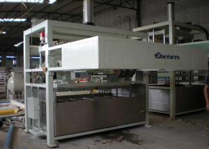 China Intercambiando Full Auto empapele la máquina del cartón del huevo de la pulpa del moldeado con 2800PCS/H on sale