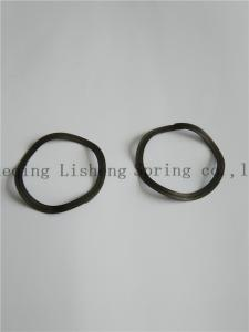 China Heavy Duty Nested Wave Spring Multi Turn With Plain Ends 5mm - 1000mm on sale