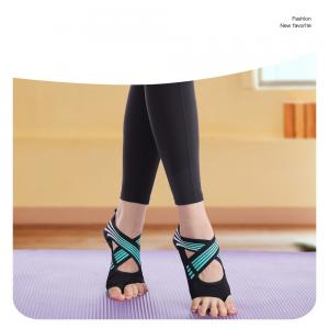 China Women's soft soles non-slip Pilates shoes exercise yoga shoes five fingers in the air training yoga socks on sale