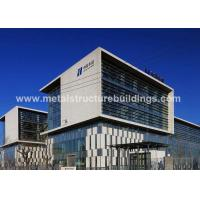 China Long life advantage architectural steel buildings Professional customized on sale