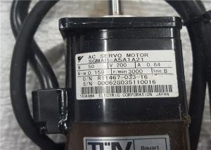 China YASKAWA  SGMAH Series 200V AC SERVO MOTOR  Industrial Servo Motor SGMAH-A5A1A21 on sale