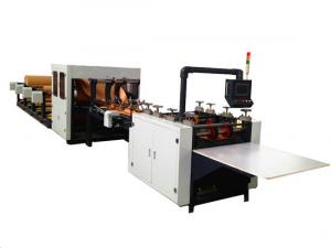China Multilayer paper bag machine for cement packaging on sale