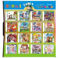 32GB 260 in 1 260 in one Multi games Card for DS/DSI/DSXL/3DS Game Console
