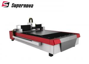 China 4kw CNC Laser Metal Cutting Machine 380v / 50hz CE Certificated on sale