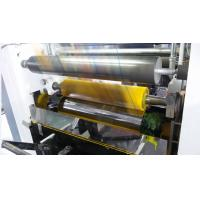 China ELS Rotogravure PVC Shrink Film Label Printing Machine 300m/min 750mm unwind/rewind 3-50kgf servo motor on sale