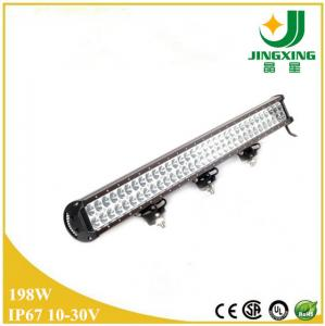 China 28 inch offroad led light bar 198w double row led off road light bar on sale