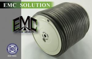 China OEM EMI RFI Shielding Wire Mesh Gaskets 302 304 316 316L on sale