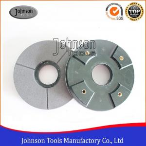 China 6 8 10 Concrete Grinding Wheel / Resin bond Black Buff for Polishing Granite on sale