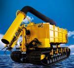 水中鉱山のための水中吸込フィルタ鉱山の浚渫機ROV VVL-LD600-4000