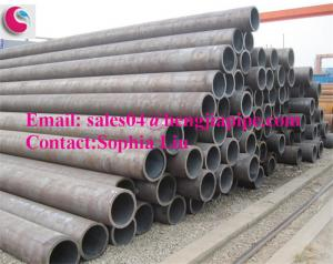 China round seamless alloy steel pipes with fast delivery on sale