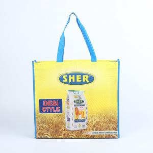 China Non-Woven Reusable Tote Bags Ad Bag Promotional custom Shopping and Carry bag Eco-friendly business gift bag on sale