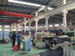 China CRS Steel Coil Slitting Machine / cutting machine 6CrW2Si Blade Material on sale
