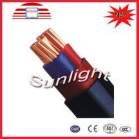 XLPE Submarine Power Cable Wire / Flame Retardant Cables 24AWG