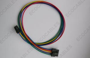 China MOLEX 43645 Industrial Wire Harness OEM Electronic Control Cables Single Core on sale
