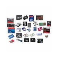 Memory Stick ,SD Card ,CF Card ,XD Card ,Micro SD Card