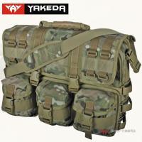 Military Small Bicycle Tool Bag , Bike Tool Bag Polyester Zipper