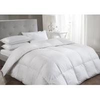 Comfortable Hotel Bedding Duvet With 70% Goose Feather And 30% Goose Down