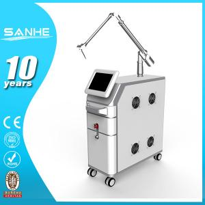 China High Quality Q-switch Nd Yag Laser Tattoo Removal and Skin / advanced q switch nd yag lase on sale