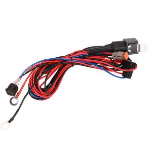 China PVC Jacket Automotive Electrical Wire 105℃ Rated Temperature In Motor Vehicles on sale
