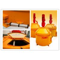 China High Chrome Alloy Refractory Mixer Machine , Sand Mixing Vertical Concrete Mixer on sale